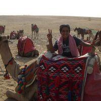エジプト縦断 女一人旅◎ナイルを伝って地中海からスーダン国境まで�ギザ・アレクサンドリア編