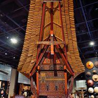 万博公園-3 国立民族学博物館 (世界の民俗資料)☆渋沢氏屋根裏が始まり