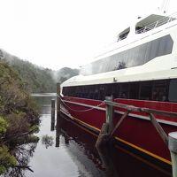 2013/14 年越しハネムーン@タスマニア� Strahan,Gordon River Cruise