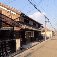 日本の旅 関西を歩く 大阪府枚方市の枚方宿跡周辺