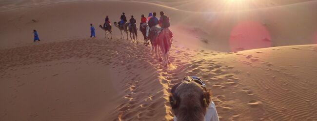 年末年始モロッコ〜スペイン縦断の旅 4(...