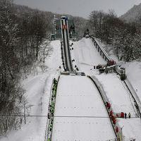 LCCピーチで行く仙台・山形1泊2日(その1、蔵王でジャンプ女子ワールドカップを見て樹氷の山へ)