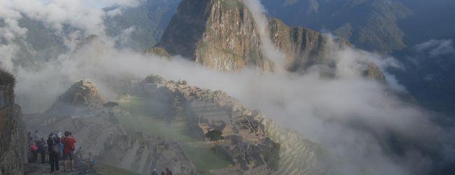 初めての南米・ペルー・マチュピチュ弾丸...