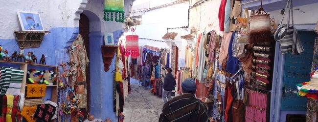 年末年始モロッコ〜スペイン縦断の旅 7(...