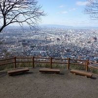 石切神社から生駒山へチャリ登山してきたよ。