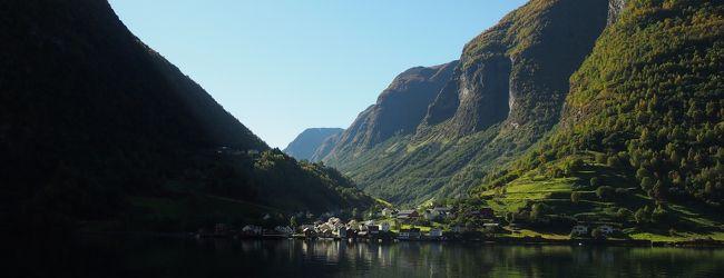 北欧周遊 ノルウェー・ベルゲン�