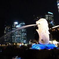 バリ島の帰りに、ちょいとシンガポール立ち寄り