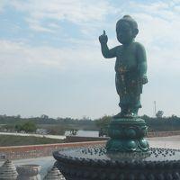 UAマイルで行くネパールの旅 2014・3・11〜ルンビニ編