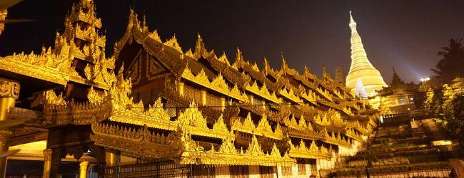 ミャンマー仏教遺跡巡り---バゴーとヤンゴン