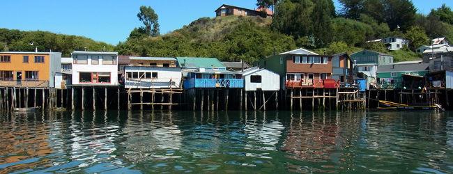 2014南米旅行★プエルト・モン&チロエ島