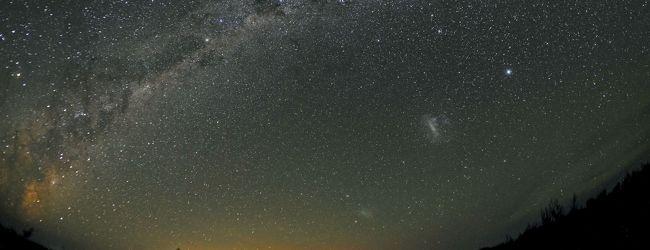南十字星と出会う旅ー星撮影行-