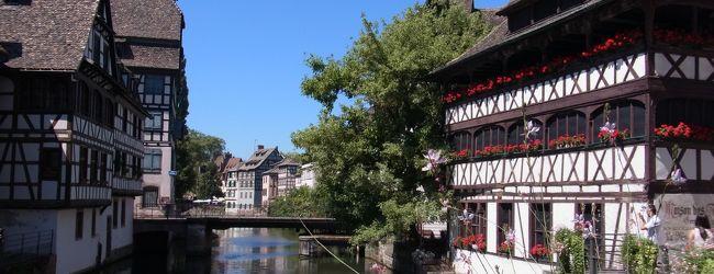 ヨーロッパの絶景を求めて一人旅☆ドイツ・...