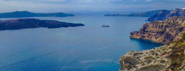 ハネムーン サントリーニ島〜アテネ〜カッ...