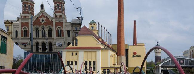 ピルスナービールの発祥の地プルゼニュ