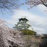 大阪城周辺からいつもの京都市内散策(一日目)〜天満から大阪城周辺は秀吉のおひざ元。天下の台所、上方の最先端エリアはコンパクトな町割です〜