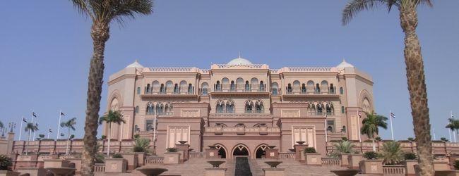 初の中近東!UAEの超豪華砂漠リゾート...