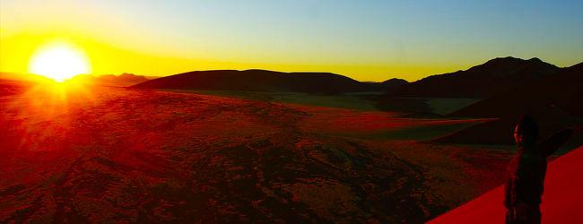 南アフリカ・ナミビア旅行 〜�ナミブ砂漠 ...