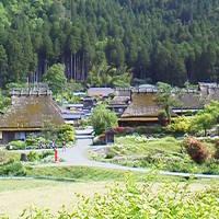 京都・美山 萱葺きの里  ぶらぶら歩き暇つぶしの旅