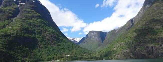 美しい自然の世界、フィヨルドと世界一の...