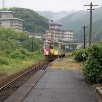 2014年 長門湯本温泉&乗り鉄 少しだけ駅舎巡りの一人旅 後半