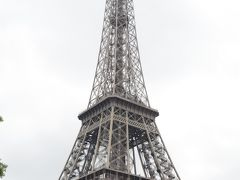 初めてのロンドン、パリ旅行(第二日目:ユーロスターで行くパリ日帰りツアー編)