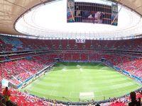 2014ブラジルワールドカップQF ブラジリア 7/5アルゼンチン?ベルギー