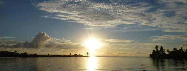 南太平洋の島国めぐり 世界で一番早く日...