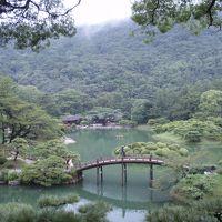 夏の香川・徳島旅行 2日目:高松・琴平編