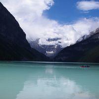 Summer Vacation in Banff 〜 LV 〜 LA 2013。カナディアンロッキーで自然を満喫、そしてキラキラのラスベガスへ。