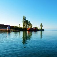 イシククル湖周辺