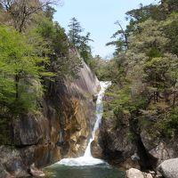 2013年4月山と温泉旅 (2)昇仙峡