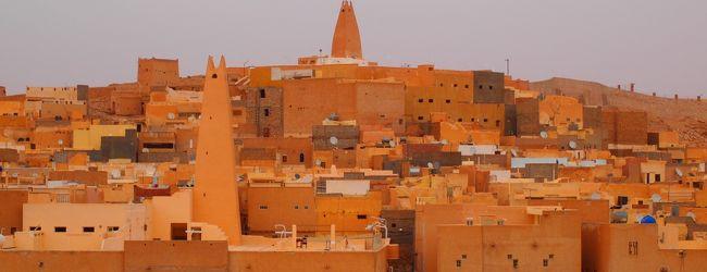 4連休でアルジェリア 〜ムザブの谷と首都...
