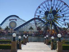 アメリカ旅行記〜ディズニーカリフォルニアアドベンチャー「ダッフィーはいません」〜【6日目】