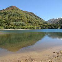山旅紀行‥初秋の奥日光 その1.切込湖&刈込湖ハイキング。