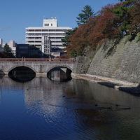 10月末の福井城近辺