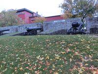 モントリオール、ケベック、ローレンシャン高原と周りました(バス)
