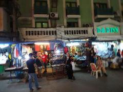 タイ・バンコク バックパッカーの街、タイ・カオサン通りから 2014秋