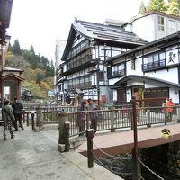 1泊新幹線+バスツアーで紅葉観光(銀山温泉編)#1
