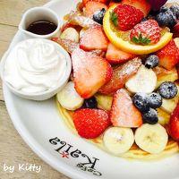 カフェ・カイラでパンケーキ朝ごはん♪ 〜〜代々木公園の遅めの秋と、横浜みなとみらいのプレイルミ〜〜