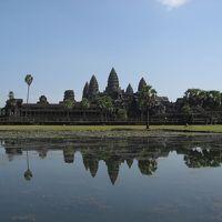 カンボジア旅行:遺跡観光アンコールワット(午後)