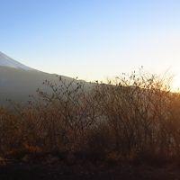 2015年登り初めは富士を望む絶景の山 〜三つ峠山〜