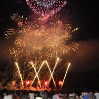 横浜から家族で赤川花火大会を見に行ってみた