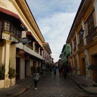 フィリピン 「行った所・見た所」 ビガン・聖ポール大聖堂と歴史地区散策