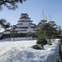 冬の会津若松へ行って来ました。