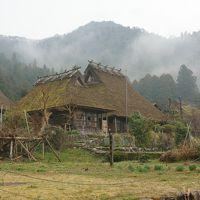 茅葺屋根が並ぶ春の美山町へ〜日本の原風景を訪ねて〜2日目