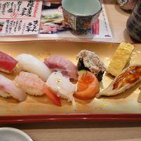 2月上旬 1泊2日金沢旅行 食は金沢にあり その5(2日目 寿司ランチ→ケーキ→兼六園ライトアップ)