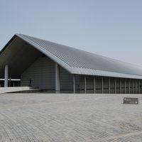 滋賀の観光 佐川美術館 長浜ヤンマーミュージアム 黒塀の街並み