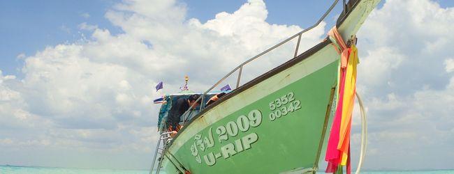 プーケット、ピピ島、パンガー湾、シミラ...