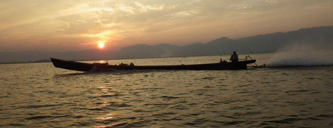 インレー湖 その1