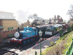 ■機関車トーマスと過ごす休日■子連れロンドン旅行